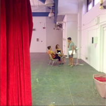 Rehearsing UNFORMED CONSENT